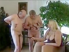 Horny Homemade video with BDSM, Threesome scenes