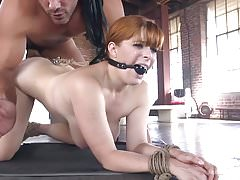 Penny Pax Signs up for torture Inc.