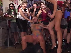 Sienna Day Celebrates Pride with Fully Nude Dirty Fuck Fest